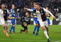 Ronaldo Senang Juventus Menang saat Inter Milan Tersandung