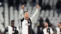 Sarri Puji Kualitas Ronaldo di Laga Kontra Parma