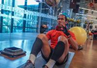 Gelar Latihan di Gym, Persija Jakarta Fokus Pencegahan Cedera