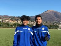2 Pemain Garuda Select Berlatih Bersama Tim Utama Como