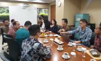 Bertemu Nadiem Makarim, MNC Tegaskan Dukung Program Pendidikan dan Kebudayaan