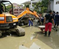Revitalisasi Perum PGP Bekasi Akan Contek Konsep Banjir Kanal Timur