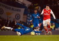 Gabriel Martinelli, Penakluk Anfield dan Stamford Bridge