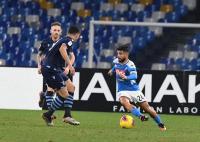Kalahkan Lazio 1-0, Napoli Pastikan Satu Tempat di Semifinal Coppa Italia 2019-2020
