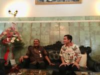 Soal Rekomendasi Pintu Belakang Megawati, Ini Kata Hadi Rudyatmo