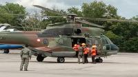 Kapal Angkut 20 TKI Tenggelam, TNI AU Kerahkan Heli Super Puma