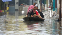 BPBD Jabar Catat 59.917 Warga Kabupaten Bandung Terdampak Banjir