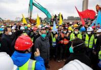 Perangi Wabah Virus Korona, China Kirim 2.500 Tenaga Medis ke Wuhan