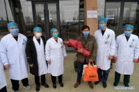 China Klaim Sembuhkan 51 Pasien Virus Korona