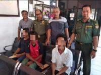 Polisi Tetapkan 3 Perambah Hutan Lindung di Jambi sebagai Tersangka