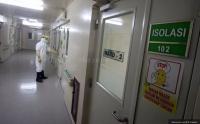 WNA China Diduga Terpapar Virus Korona Dirawat di Cilacap
