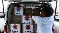 BNPB Kirimkan 10.000 Masker untuk WNI di China