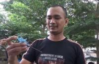 Anggota Satpol PP Makassar Terluka Dipanah saat Razia Pak Ogah