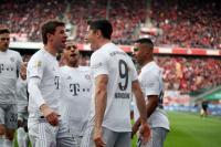 Koln vs Bayern, Die Roten Berpesta 4-1 di Kandang Lawan
