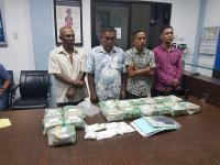 Gelar Operasi di Aceh dan Sumut, BNN Gagalkan Peredaran 33,9 Kg Sabu