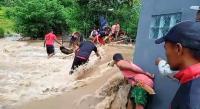 Sumbawa Banjir, 32 Rumah Terendam