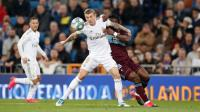 Real Madrid vs Celta Vigo, Los Blancos Tertahan di Santiago Bernabeu