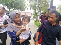 Pasca-Bebas, Zikria Ingin Bertemu Risma untuk Minta Maaf