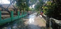 Banjir yang Melanda 4 Kecamatan di Cirebon Berangsur Surut