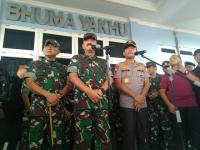 Panglima TNI Apresiasi Tim Evakuasi Korban Helikopter MI-17