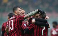 AC Milan vs Torino, Rossoneri Menang 1-0