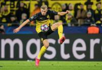 Dortmund vs PSG, Kecepatan Lari Haaland Hampir Samai Rekor Pelari Dunia 60 M