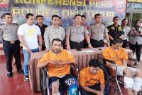 Oknum Kades Dalang Perampokan Sadis Juga Terlibat Pembunuhan Berencana
