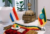 Mahkota Abad 18 Pulang ke Ethiopia Setelah Disembunyikan 20 Tahun di Belanda