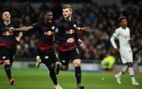 Tottenham vs Leipzig, Gol Timo Werner Berhasil Permalukan Tim Tuan Rumah