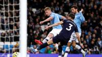 Man City vs West Ham, The Citizens Amankan Tiga Poin di Etihad Stadium