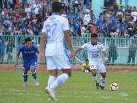 Persib Menyerah 1-3 dari PSCS Cilacap di Laga Uji Coba