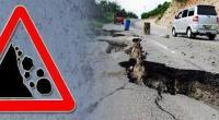 Diguncang Gempa M 4,9, Tebing di Palasari Cijolang Garut Longsor
