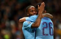 Sterling Yakin Man City Bisa Singkirkan Madrid di Liga Champions 2019-2020