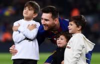 Terungkap, Anak Sulung Messi Ternyata Penggemar Berat Cristiano Ronaldo