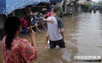 Hingga Malam Ini, 98 RW di Jakarta Masih Terendam Banjir