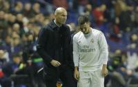 Levante vs Real Madrid, Zidane Konfirmasi Hazard Cedera Engkel