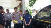 Gadaikan Mobil Rental, Ibu Muda di Kendal Ditangkap Polisi