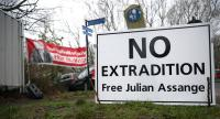 Pengadilan Ekstradisi Pendiri Wikileaks Julian Assange Digelar di London