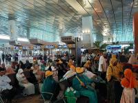Cerita Jamaah Umrah yang Terdampar di Bandara Soetta karena Gagal Berangkat