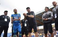 Jelang Hadapi Laga Perdana Liga 1 2020, Pelatih Persib Fokus ke Persiapan Tim