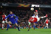 Arsenal vs Olympiakos, Aubameyang: Saya Merasa Sangat Buruk