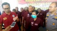 9 Tersangka Kasus Narkoba Ditangkap di Karanganyar, Termasuk Pasutri