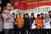 Kasus Pembunuhan Hakim Jamaluddin Dilimpahkan ke PN Medan