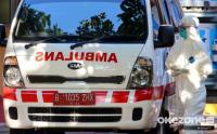 WN Jerman Pingsan di Jalan, Petugas Evakuasi Pakai APD