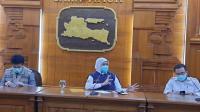 Gubernur Khofifah Bersyukur 5 Warganya Sembuh dari Virus Corona