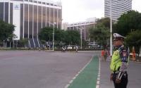 Putus Mata Rantai Corona, Sejumlah Ruas Jalan di Kota Bandung Ditutup