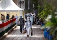 Virus Corona, India Lacak Ratusan Peserta Tablig Akbar di Delhi