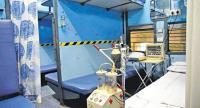 India Ubah Kereta Jadi Bangsal Isolasi Pasien Virus Corona