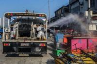 Seperti Indonesia, Hoaks Penyemprotan Disinfektan dari Udara juga Terjadi di Malaysia