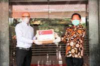 Singapura Kirim Peralatan Medis Bantu Indonesia Perangi Virus Corona